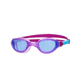 Zoggs Phantom 2.0 Goggles Kids, viola/blu